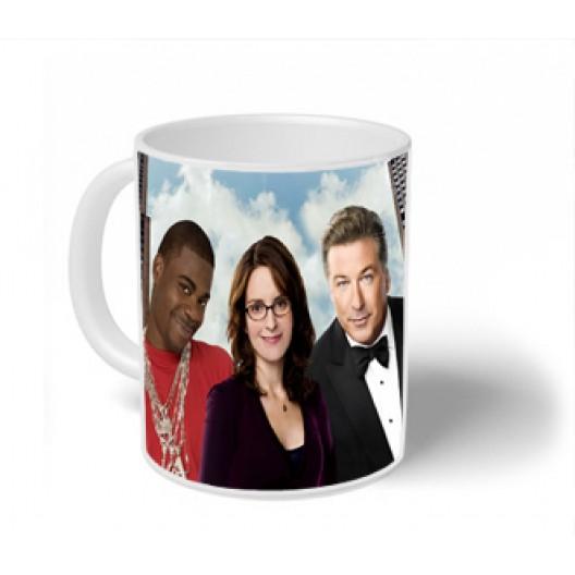 30 Rock Mug Personalised