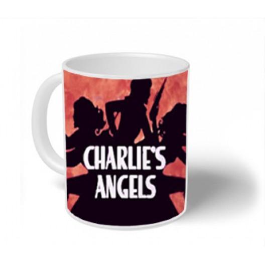80s Charlie's Angels Mug Personalised