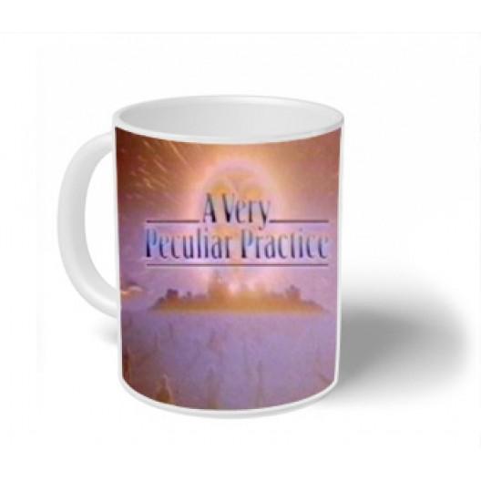 A Very Peculiar PracTice Mug Personalised