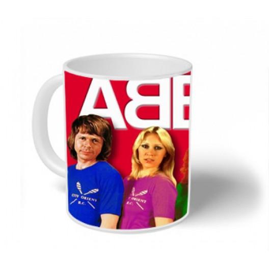 ABBA Mug Personalised