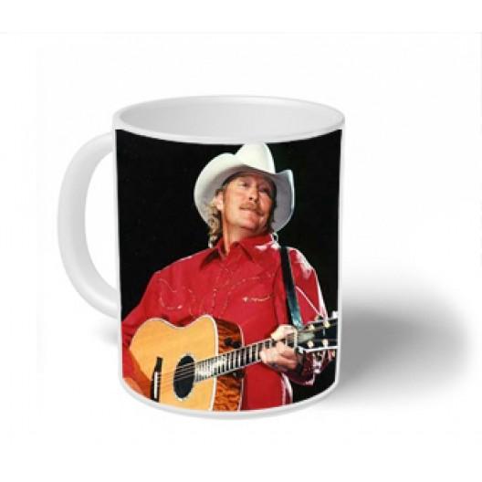 Alan Jackson Mug Personalised