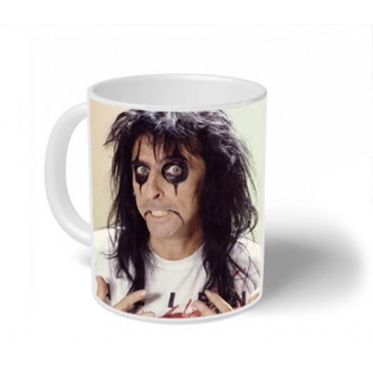 Alice Cooper Mug Personalised