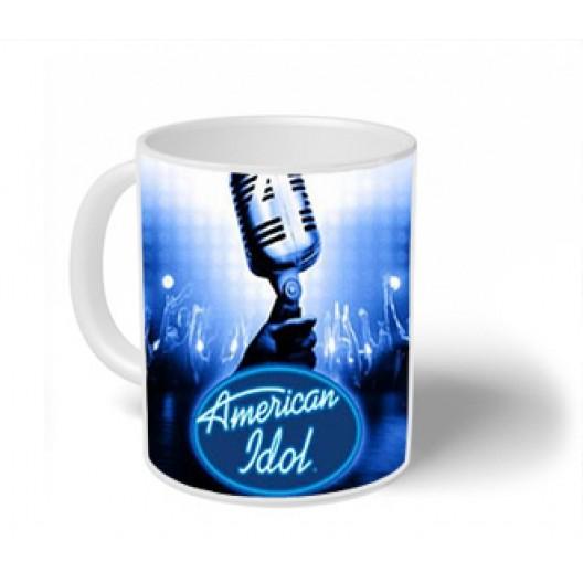 American Idol Mug Personalised