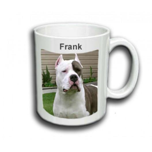 American STaffordshire Terrier Mug Personalised