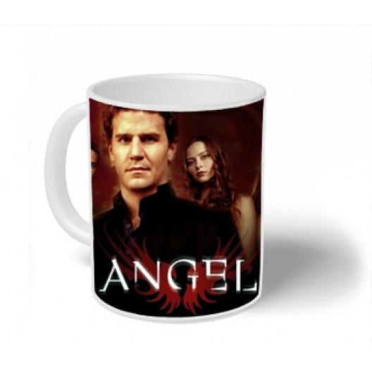 Angel Mug Personalised