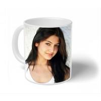 Anushka Sharma mug