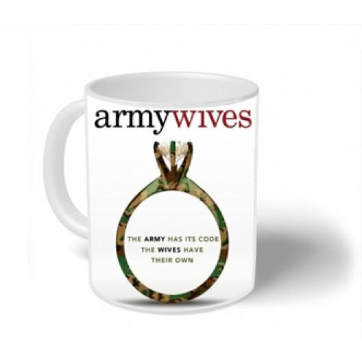 Army Wives Mug Personalised