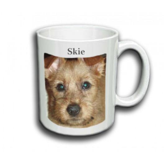 AusTralian Terrier Mug Personalised