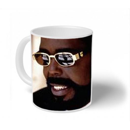 Barry White Mug Personalised