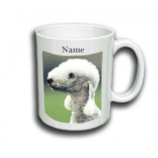 BedlingTon Terrier Mug Personalised