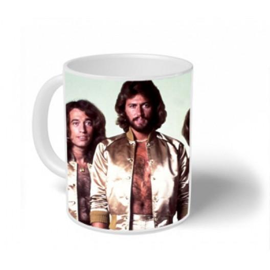 Bee Gees Mug Personalised