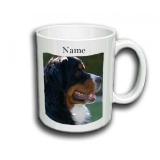 Bernese MounTain Dog Mug Personalised