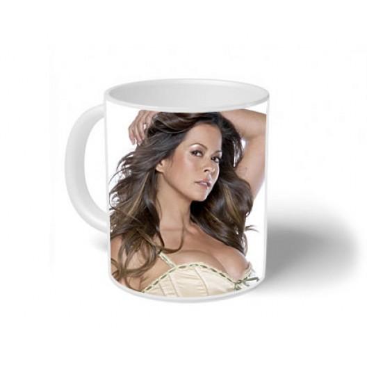 Brooke Burke mug