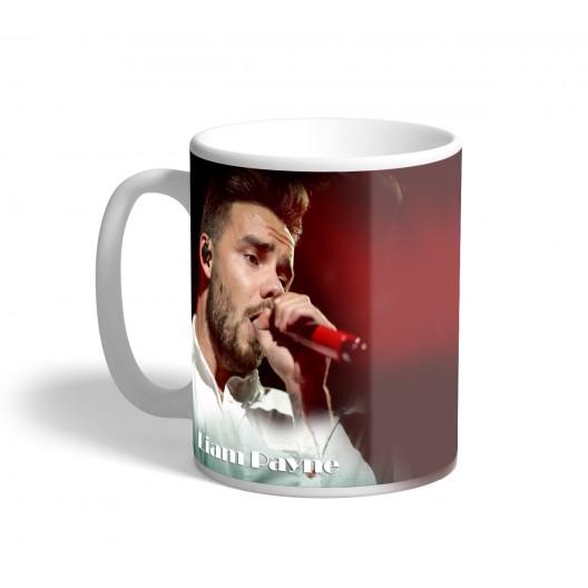 Liam Payne Mug  with your photo..