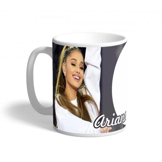 Ariana Grande with your photo mug